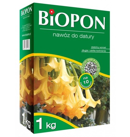 Nawóz do Datury Biopon 1kg
