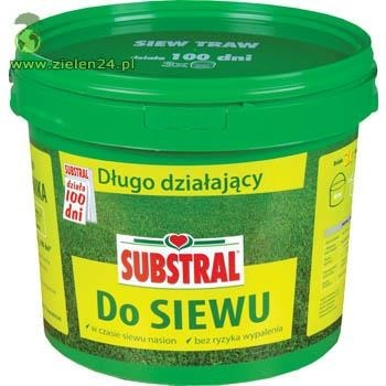 Nawóz do siewu traw Substral 10 kg