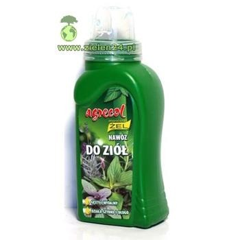 Nawóz do ziół mineral żel Agrecol 250ml