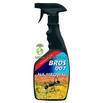 Spray na mrówki 007 500ml Bros