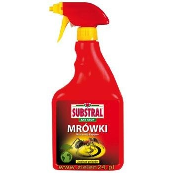 Spray na mrówki Ant Stop 600ml Substral