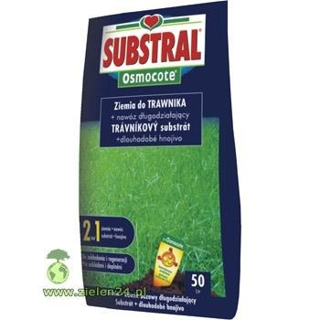 Ziemia do trawnika Substral 50L